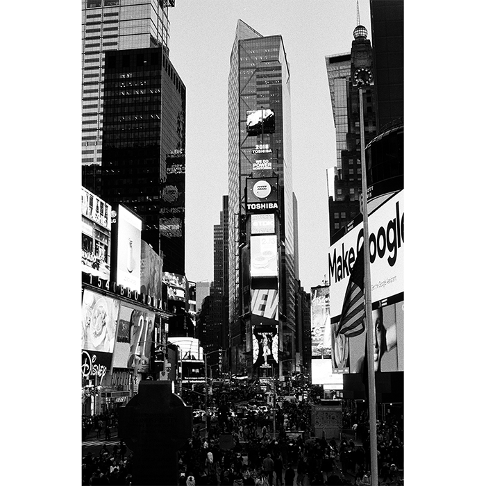 Photo Time square NYC